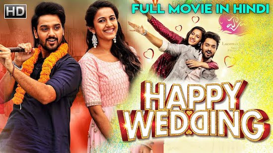 Happy Wedding 2020 Hindi Dubbed Movie Download