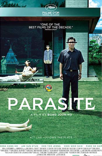 Parasite 2019 Korean 720p WEBRip 1.1GB ESubs