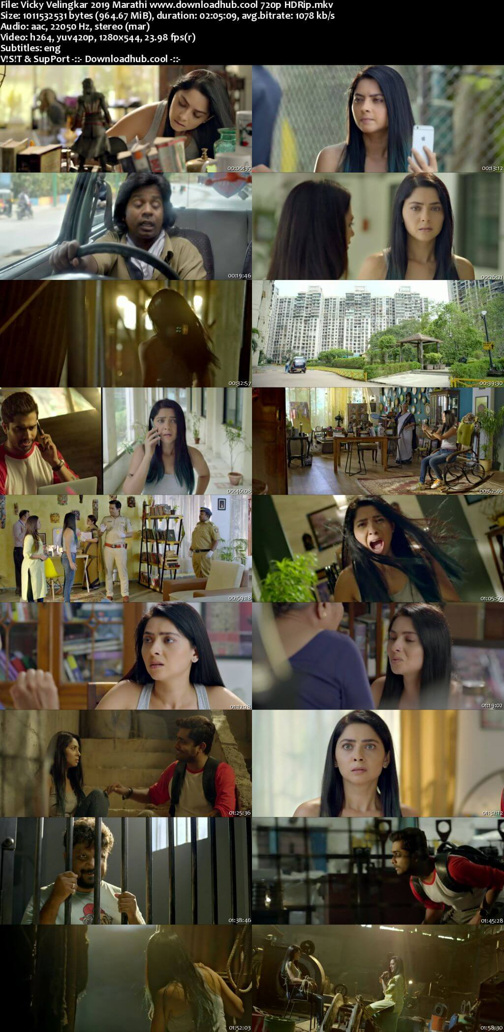Vicky Velingkar 2019 Marathi 720p HDRip ESubs
