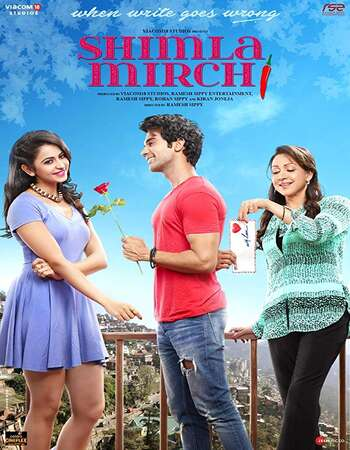 Shimla Mirchi 2020 Hindi 350MB HDRip 480p ESubs