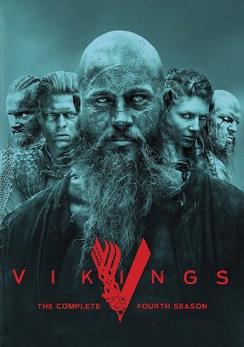 Vikings Season 04 Complete Dual Audio Hindi 720p 480p WEB-DL 7.1GB