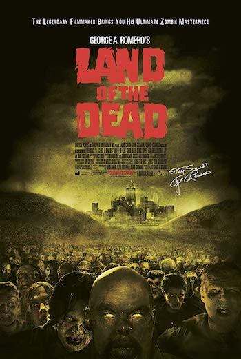 Land Of the Dead 2005 Dual Audio Hindi 720p BluRay 850mb