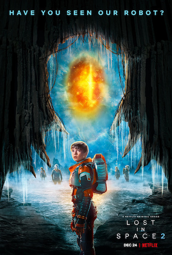 Lost in Space S02 Complete Dual Audio Hindi 720p 480p WEB-DL 3.6GB