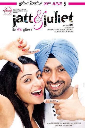 Jatt and Juliet 2012 UNCUT Dual Audio Hindi Full Movie Download