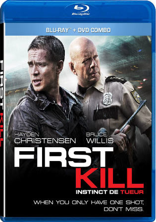 First Kill 2017 Dual Audio Hindi 720p BluRay 800mb
