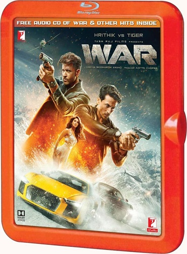 War 2019 Hindi 1080p BluRay 2.7GB