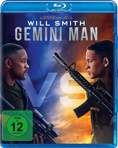 Gemini Man 2019 Dual Audio ORG Hindi 720p BluRay 1GB