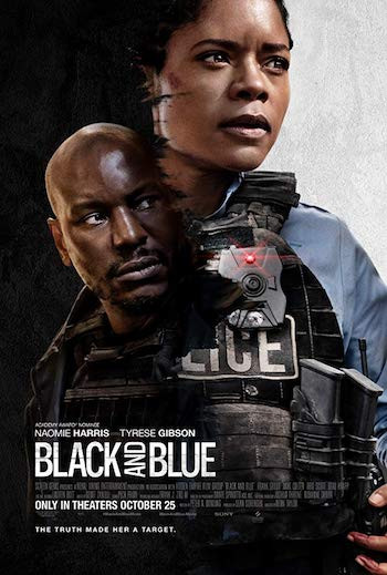 Black and Blue 2019 English 720p WEBRip 800MB ESubs