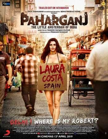 Paharganj 2019 Full Hindi Movie 720p HDRip Download