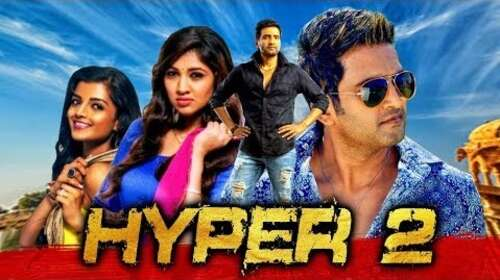 Hyper 2 2020 Hindi Dubbed 720p HDRip x264