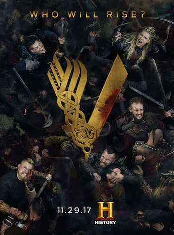 Vikings Season 05 Complete Dual Audio Hindi 720p 480p WEB-DL 7.3GB