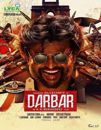 Darbar 2020 Full Hindi Movie 480p HDRip Download