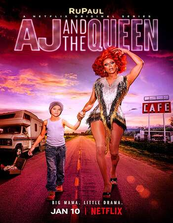 AJ and the Queen S01 Complete Hindi Dual Audio 720p Web-DL ESubs