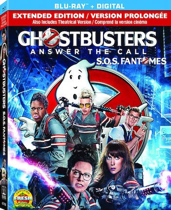 Ghostbusters 2016 Extended Dual Audio ORG Hindi Bluray Movie Download