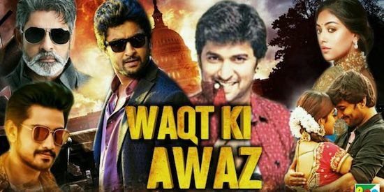 Waqt Ki Awaz 2020 Hindi Dubbed 720p HDRip 850mb