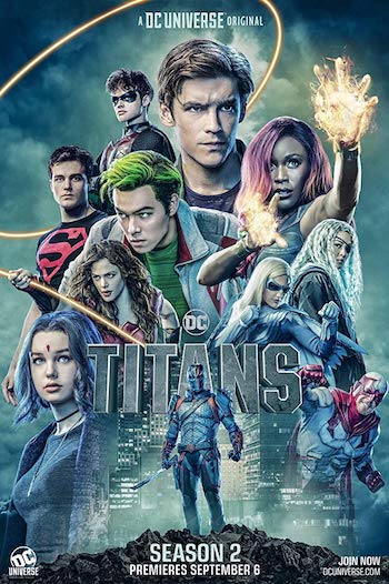 Titans S02 Dual Audio Hindi All Episodes Download