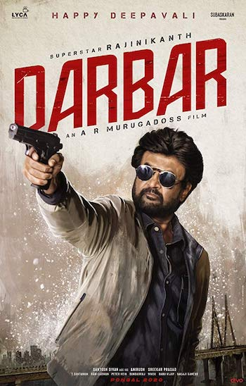 Darbar 2020 Movie Free Download 720p BluRay
