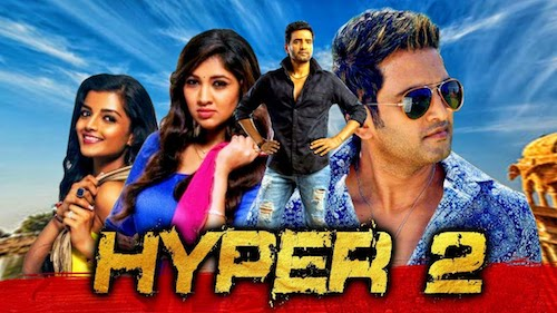 Hyper 2 (2020) Hindi Dubbed 720p HDRip 850MB