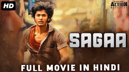 Sagaa 2019 Hindi Dubbed 720p HDRip 900mb