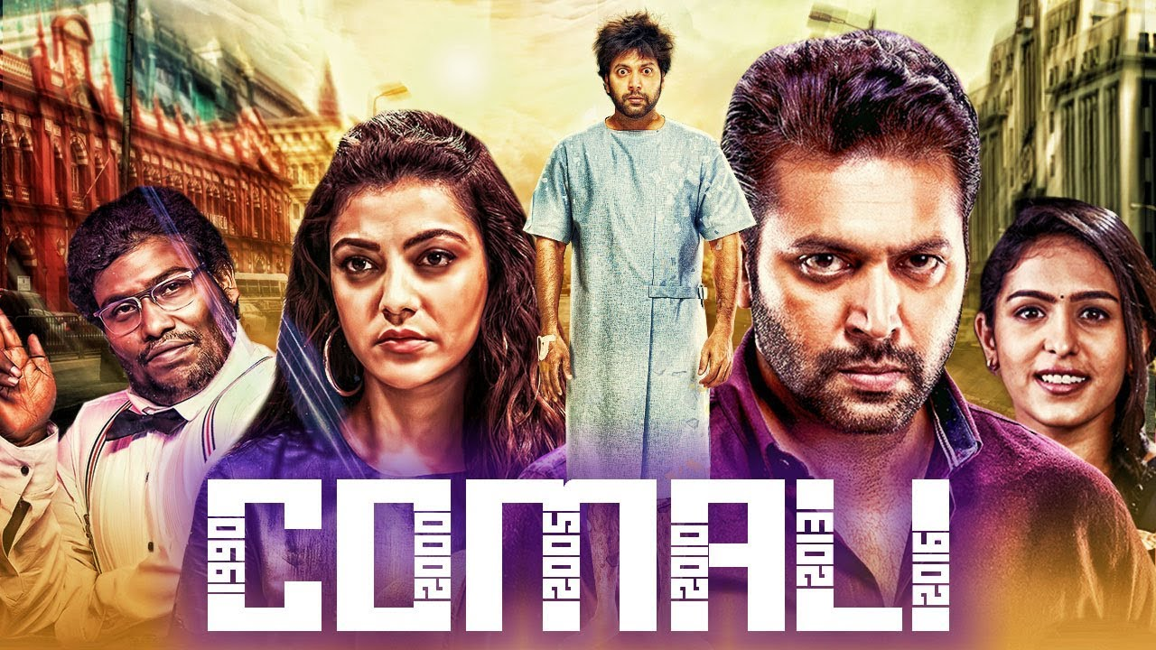 Comali 2020 Hindi Dubbed 720p HDRip x264