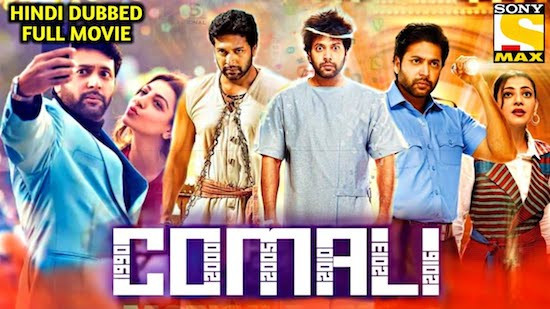 Comali 2019 Hindi Dubbed 720p HDRip 950mb