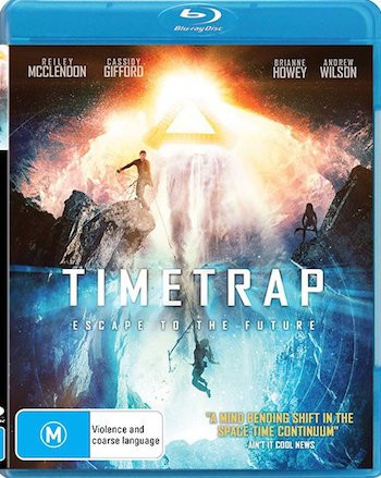 Time Trap 2017 Dual Audio Hindi 720p BluRay 900mb