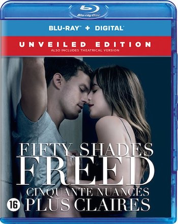 Fifty Shades Freed 2018 UNRATED Dual Audio ORG Hindi 720p BluRay 950mb