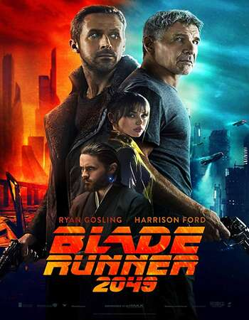 Blade Runner 2049 2017 Hindi Dual Audio BRRip Full Movie 720p HEVC Download