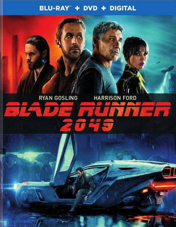 Blade Runner 2049 (2017) Dual Audio ORG Hindi 720p BluRay 1.3GB