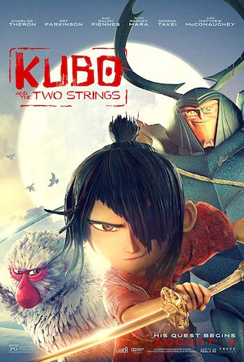Kubo And The Two Strings 2016 Dual Audio Hindi Full Movie Download