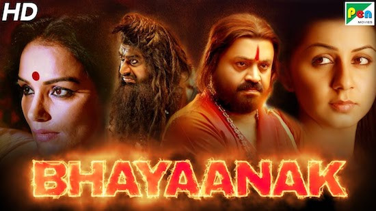 Bhayaanak 2020 Hindi Dubbed 720p HDRip x264