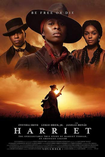Harriet 2019 English 720p WEB-DL 950MB ESubs