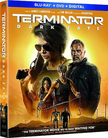 Terminator Dark Fate 2019 English 720p BRRip 950MB ESubs