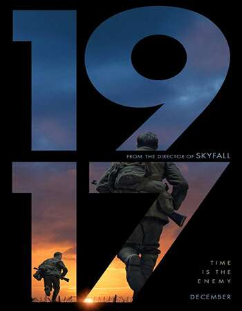 1917 2019 English 720p Web-DL 900MB ESubs