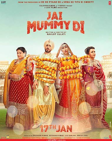 Jai Mummy Di 2020 Hindi Full Movie Download