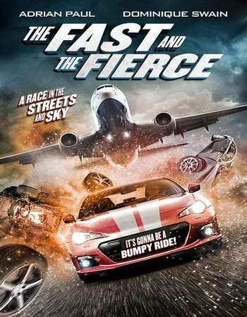 The Fast and the Fierce 2017 Hindi Dual Audio 720p BluRay x264