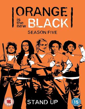 Orange Is the New Black S05 Complete Hindi Dual Audio 720p Web-DL ESubs