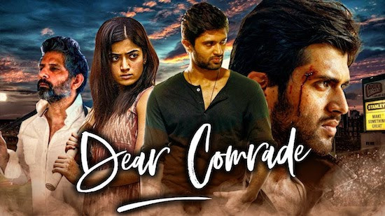 Dear Comrade 2020 Hindi Dubbed 720p HDRip 1.1GB