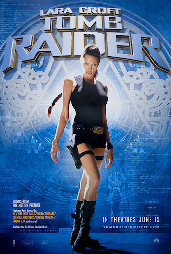 Lara Croft Tomb Raider 2001 Hindi Dual Audio 300MB BluRay 480p ESubs