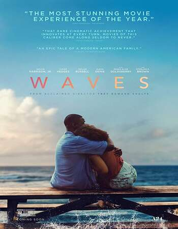 Waves 2019 English 400MB AMZN Web-DL 480p ESubs