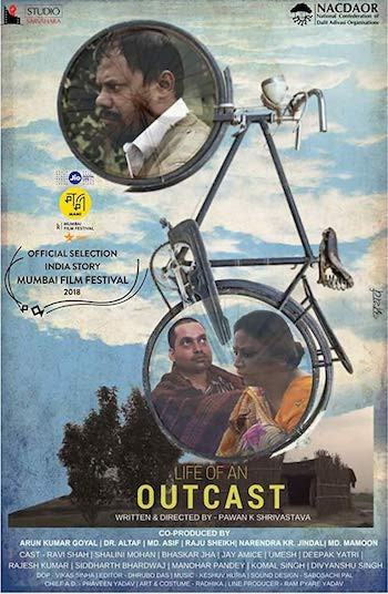 Life Of An Outcast 2018 Hindi 720p WEB-DL 700mb