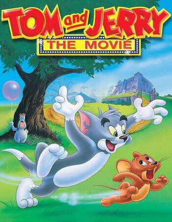 Tom and Jerry The Movie 1992 Hindi Dual Audio 720p Web-DL ESubs
