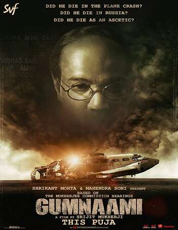 Gumnaami 2019 Hindi 700MB HDRip 720p HEVC