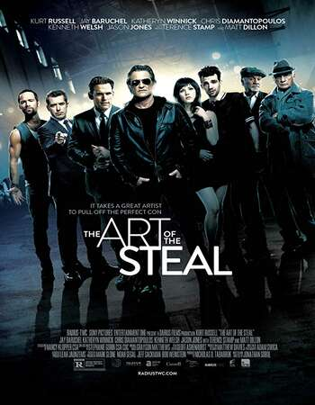 The Art of the Steal 2013 Hindi Dual Audio 280MB BluRay 480p ESubs