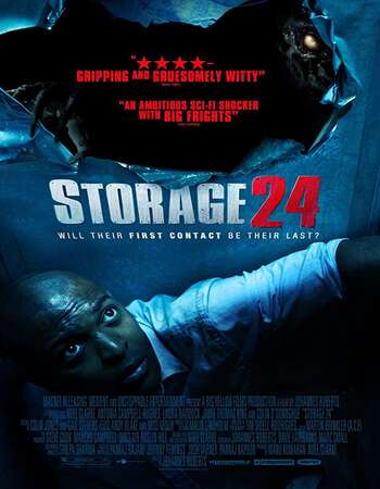 Storage 24 2012 Hindi Dual Audio 280MB BluRay 480p ESubs
