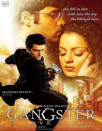 Gangster 2006 Hindi 350MB BluRay 480p ESubs