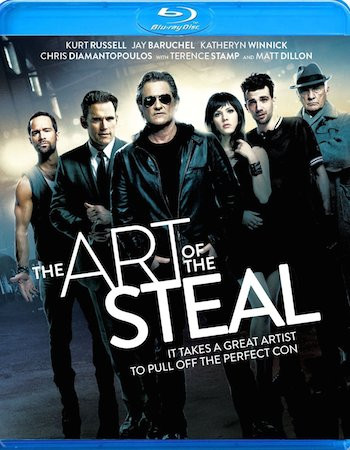 The Art of The Steal 2013 Dual Audio Hindi 720p BRRip 800mb