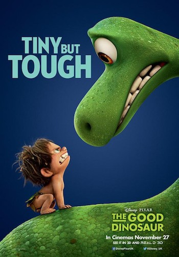 The Good Dinosaur (2015) in Hindi