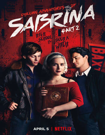 Chilling Adventures of Sabrina S02 Complete Hindi Dual Audio 720p Web-DL ESubs