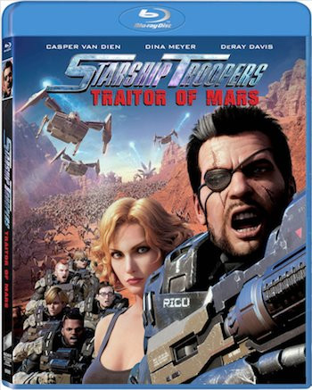 Starship Troopers – Traitor Of Mars 2017 Dual Audio Hindi 720p BluRay 750mb